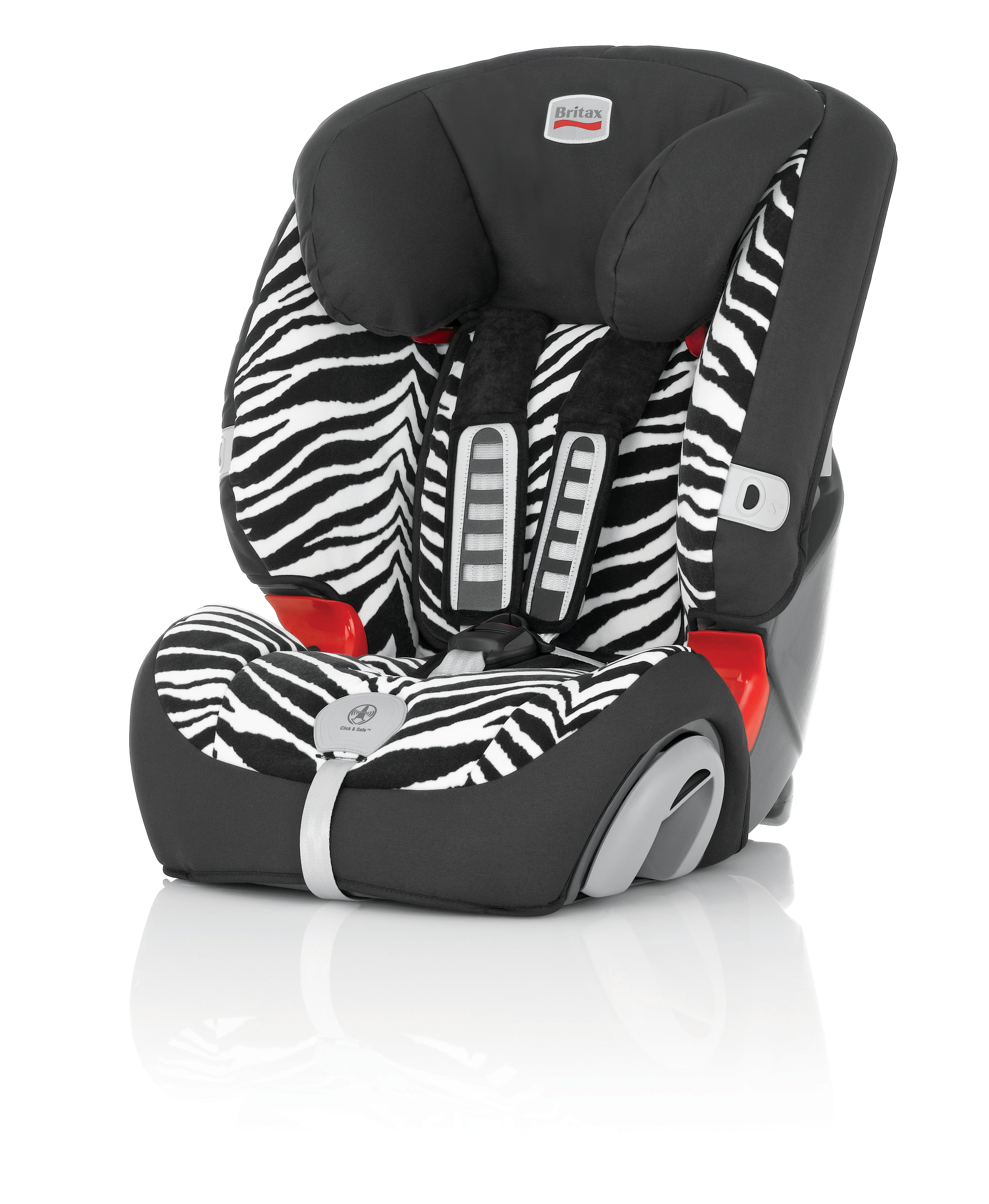 Автокресло Britax Evolva 1-2-3 Plus (9-36 кг.)