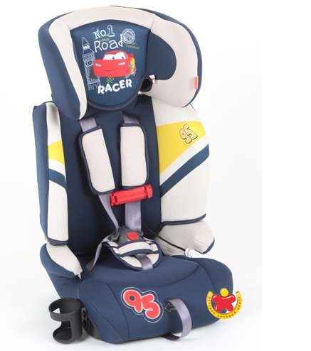 Автокресло Lider Kids Disney Тачки S-080 (9-36 кг.)