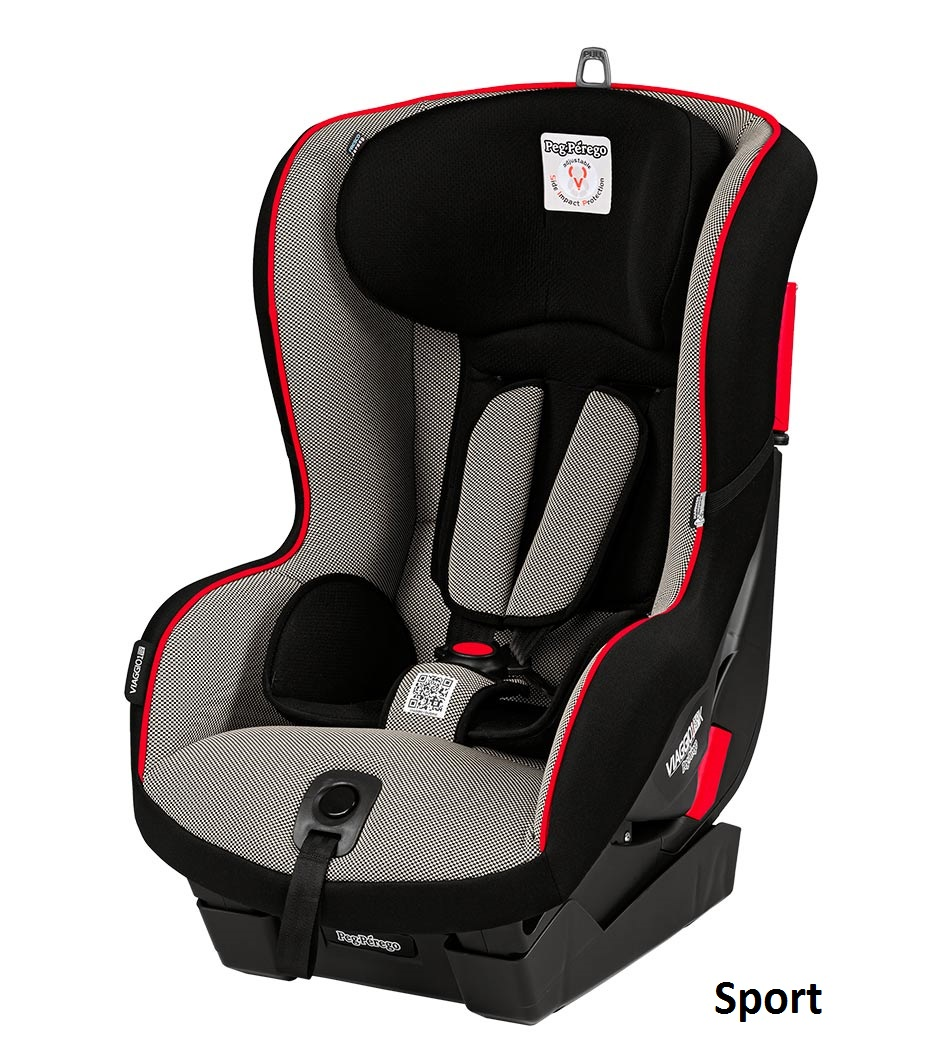 Автокресло Peg-Perego Viaggio 1 Duo-Fix (9-18 кг.)