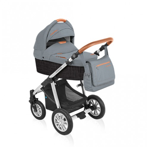 Коляска 2 в 1 Baby Design DOTTY ECO