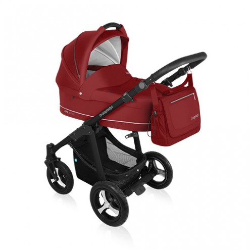 Коляска 2 в 1 Baby Design Lupo Comfort NEW