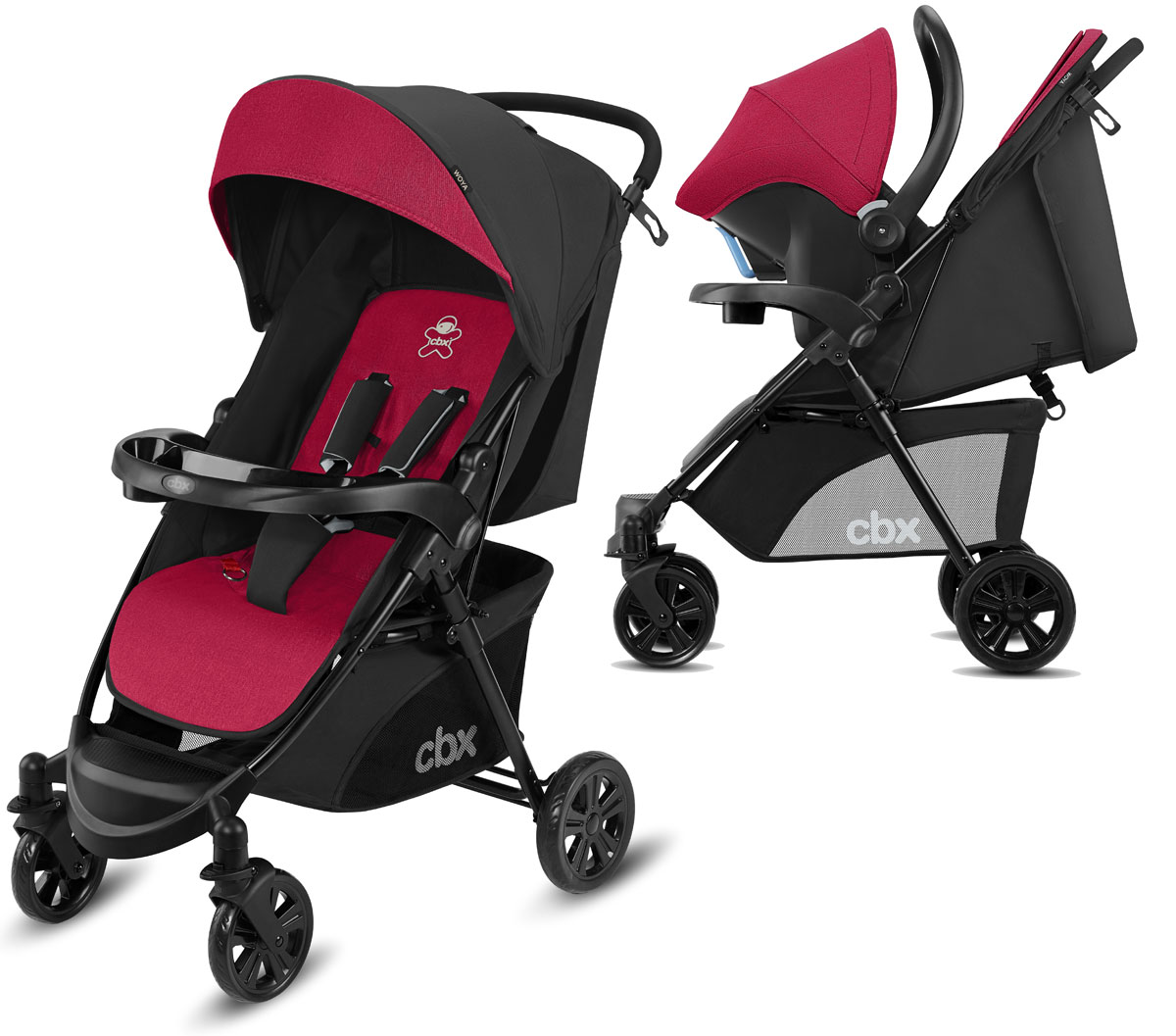 Коляска CBX WOYA Travel System